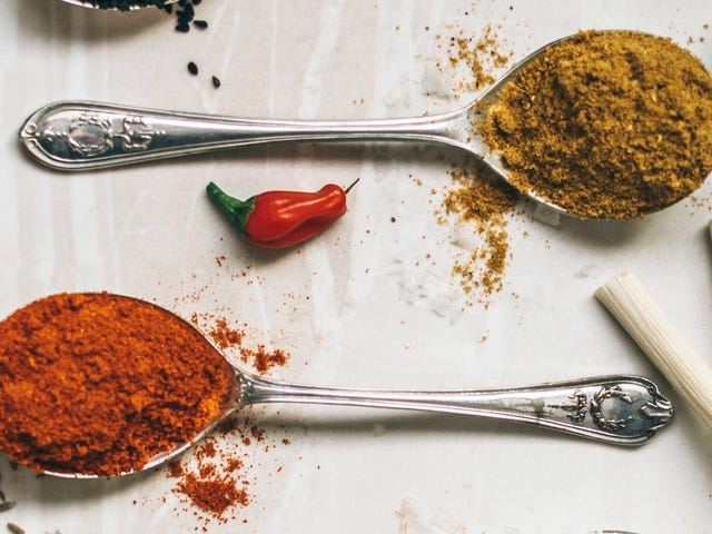 How to Build an Indian Spice Cabinet