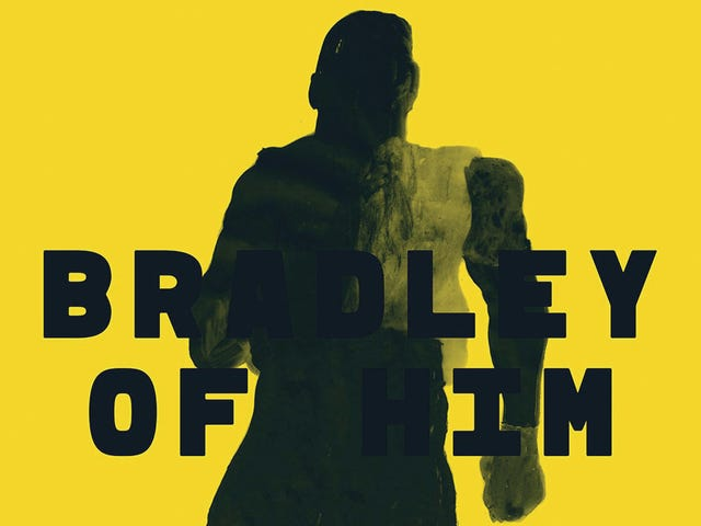 A method actor gets into character in this Bradley Of Him exclusive