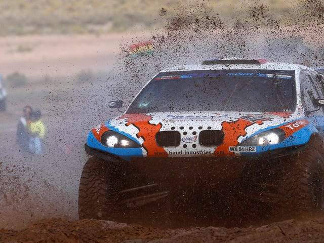 Two Dead, Five Injured In Two Separate Dakar Rally Incidents