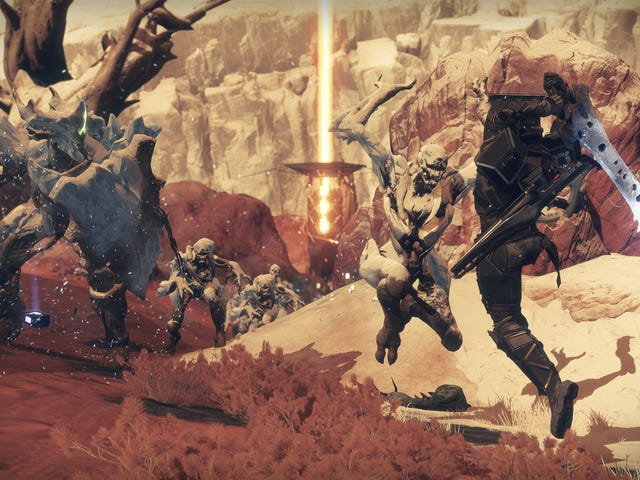 Destiny 2's Coolest New Mode Is Hobbled By Team Size Limits