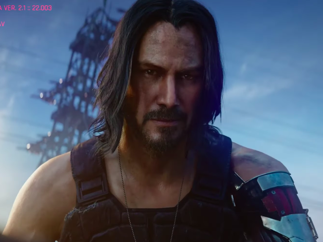 Which Cyberpunk Keanu Reeves Protagonist Will You Be in the Future?