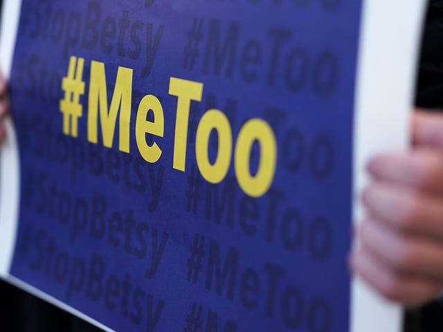 Who Cares If Speaking Out on #MeToo Helps a Celebrity's Brand?