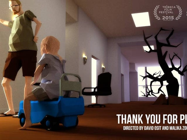 Documentary: Thank You For Playing