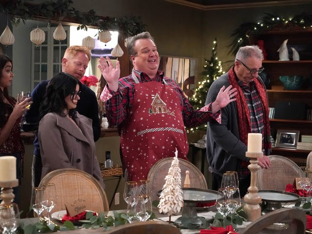 Change can't be denied as Modern Family celebrates one final Christmas
