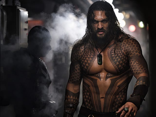 Warner Bros. finally remembers it should probably make an Aquaman sequel
