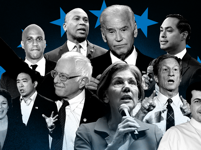 Biden Continues to Churn, Steyer's Got Money to Burn and Buttigieg's Got a Lot to Learn: 2020 Presidential Black Power Rankings, Week 24