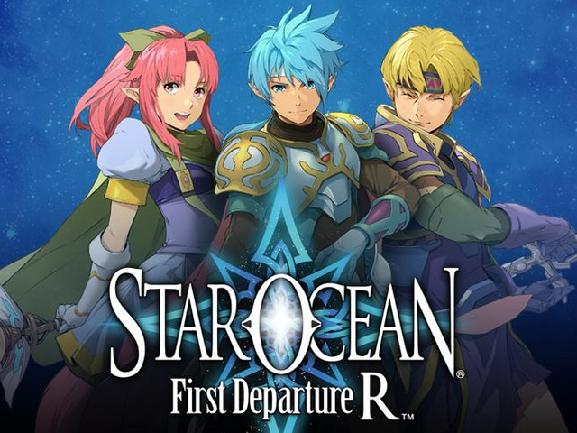 The first Star Ocean game is coming to PS4 and Switch
