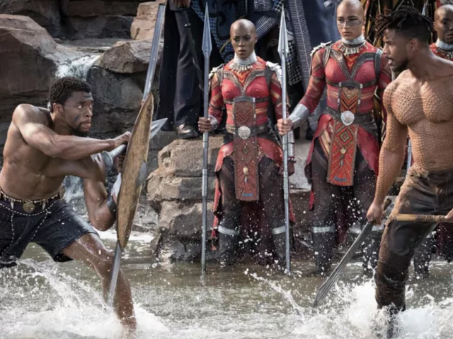 Sur la Dualité et la Double Conscience de <i>Black Panther</i>