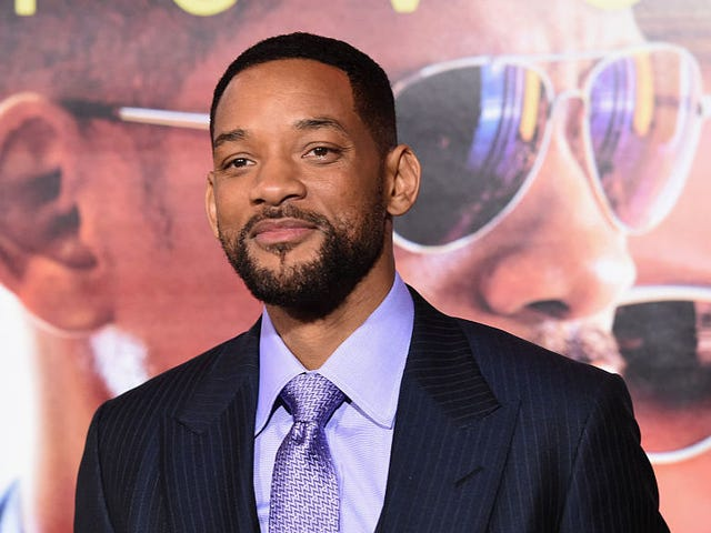 Will Smith says a weird pitch meeting with the Wachowskisis to blame for him passing onThe Matrix