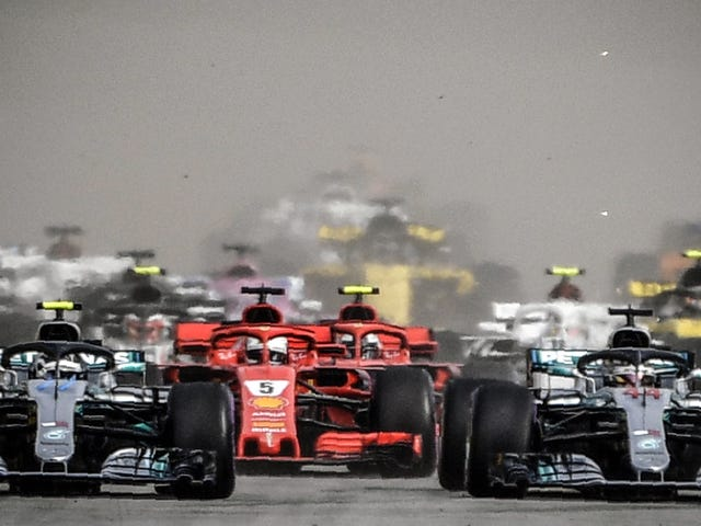 Formula One Plans To Go Carbon Neutral