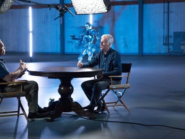 James Cameron's New TV Show Explores Science Fiction Through a Modern Pop Culture Lens