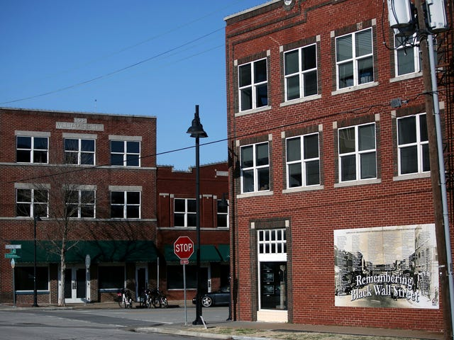 Rebuilding Black Wall Street: Tulsa Advocates Fundraise to Bring Greenwood Back to Its Glory