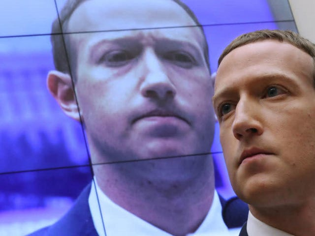 The Compilation Crash NASCAR daripada Mark Zuckerberg's Six-Hour Congressional Testimony