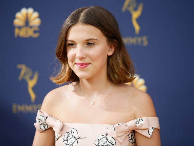 Millie Bobby Brown Says Drake Texts Her Advice About Boys