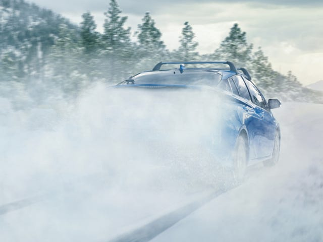 Toyota teases an AWD Prius; And in other news, Hell freezes over