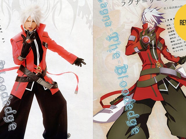 The BlazBlue Live-Action Play is Far Better than the Anime