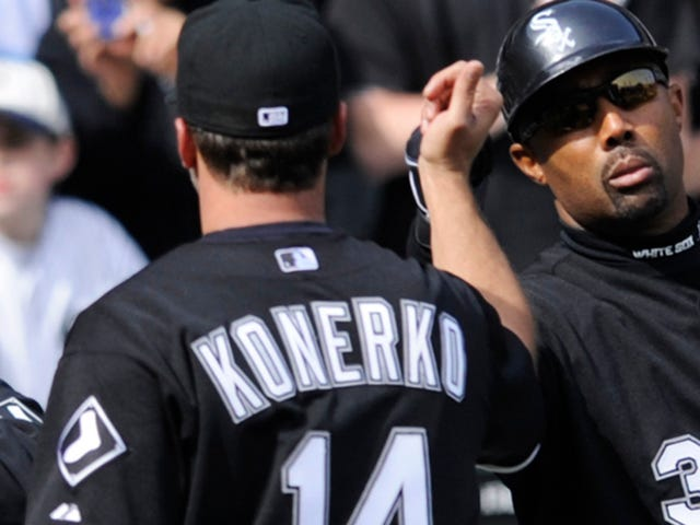 Paul Konerko Has A Good Bad Idea For The Hall Of Fame