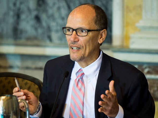 Tom Perez Elected Democratic National Committee Chair