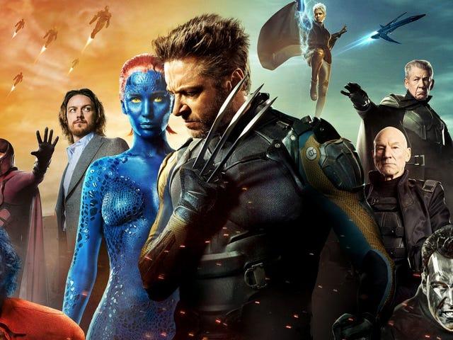 布莱恩·辛格(Bryan Singer)表达<i>Days of Future Past</i> ylatrilogíaoforiginal de <i>X-Men</i>