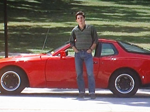 Do you have a movie-famous car?