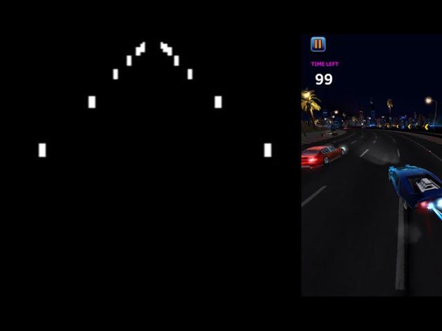 Atari trae el <i>Night Driver</i> , clase de