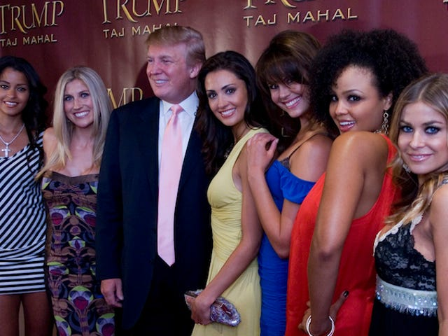 Can You Guess What Donald Trump Thinks Makes a Woman Good in Bed?