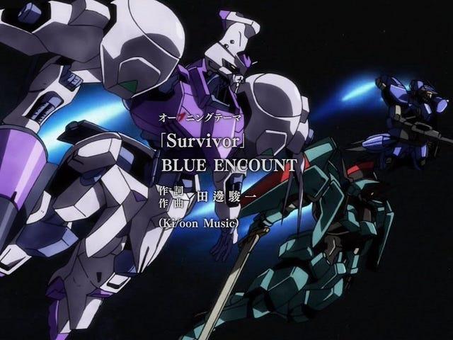 <i>Gundam: Iron-Blooded Orphans</i> İzlenimleri - Bölüm 14 (Artı Yeni OP / ED)