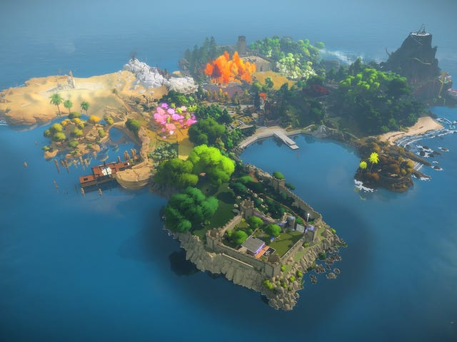 Download The Witness To Your PS4 For Just $16