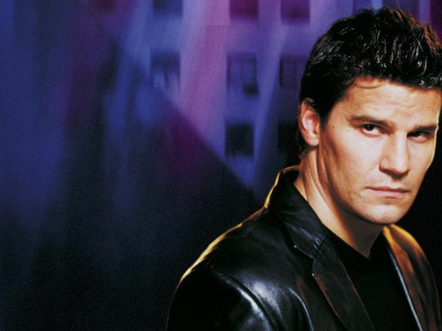David Boreanaz Is So Done WithBuffy, So Please Stop Asking Him About It