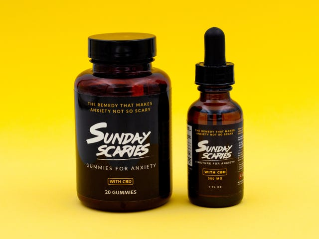 Get Two Of Sunday Scaries' Most Popular CBD Products For $69