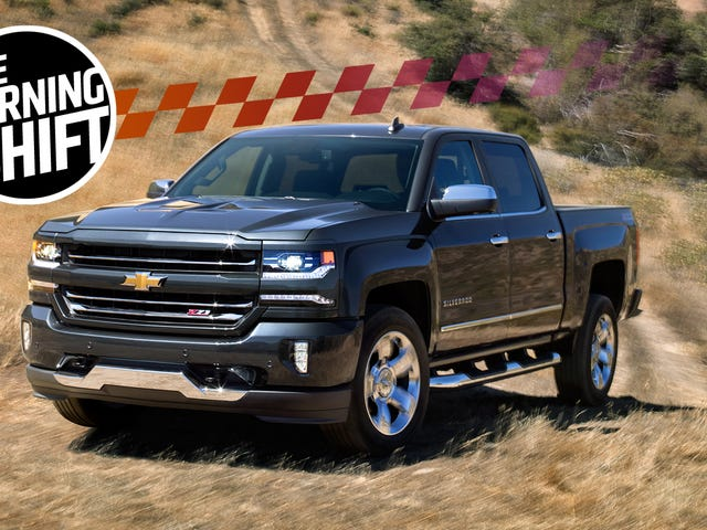 There's A Discount War On For Outgoing Trucks Thanks To Fancy New Ones
