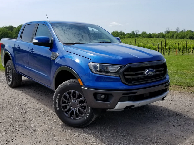Ford's Trademark Applications for 'Badlands' and 'Adrenaline' Could Mean New Truck Packages in the Future