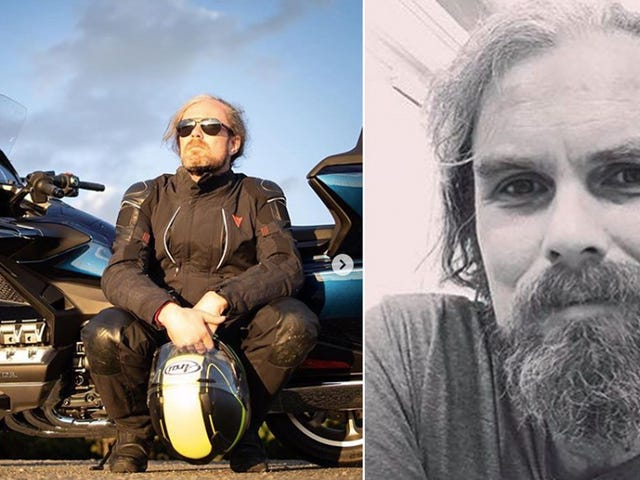 Davey G. Johnson, Veteran of Car and Driver and Jalopnik, Missing on Motorcycle Trip (Updated)