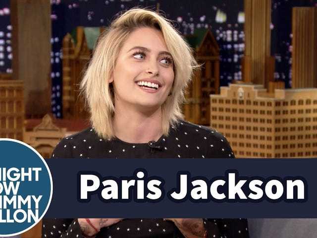 Paris Jackson est cool, je suppose