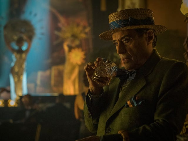 American Gods gets another season, yet another new showrunner to try to keep this circus on track