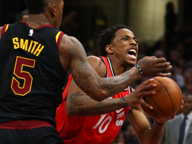 The Benching Of DeMar DeRozan Feels Like A Point Of No Return For The Raptors