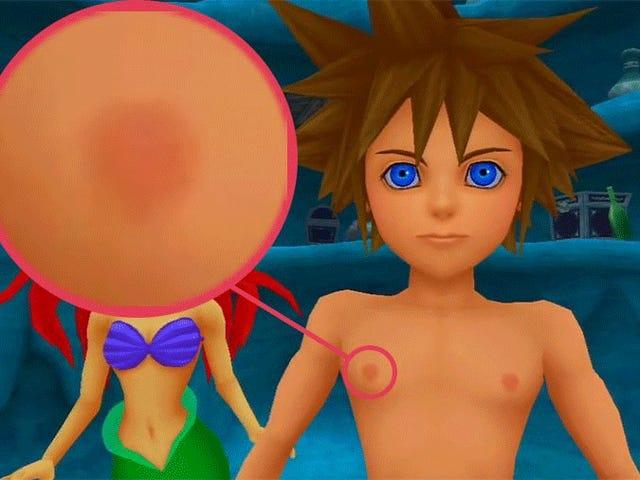 Her er en haug med andre videospill brystvorter