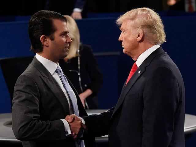 Russisk advokat modsiger Trump Jr.s mødekonto: Jeg havde ikke Clinton Info, de ønskede