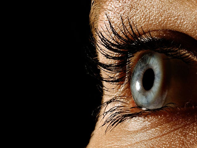 Jeg er fryktede skjermer ødelegger øynene mine, hvordan er det med deg?