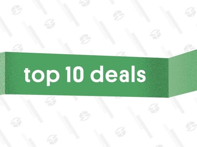 The 10 Best Deals of April 22, 2019