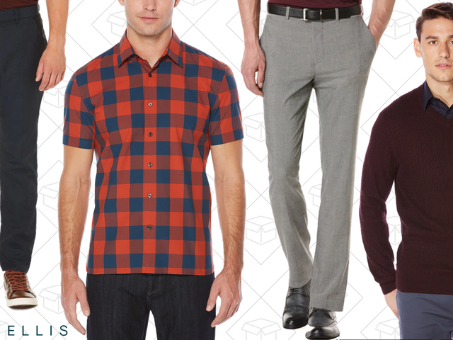 It's Discounts on Discounts at Perry Ellis' Fall Clearance Event