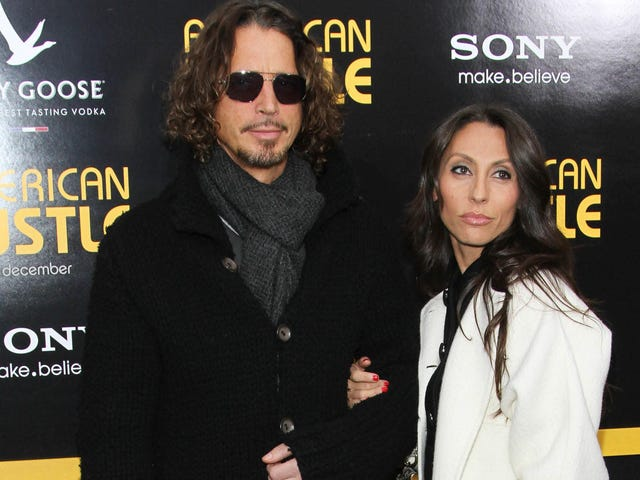 Chris Cornell's widow sues Soundgarden for trying to take control of unreleased recordings