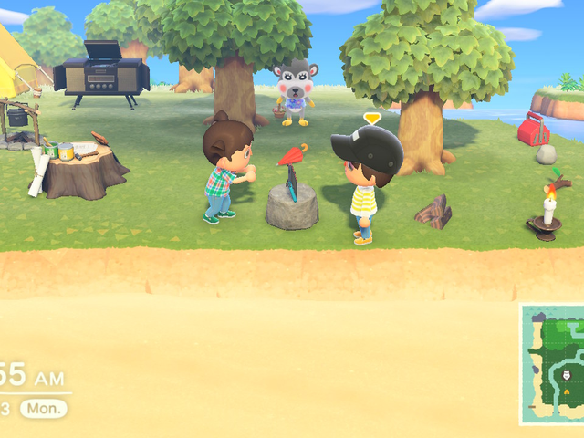 Nintendo released an update earlier today that patched out Animal Crossing: New Horizons' item dupli