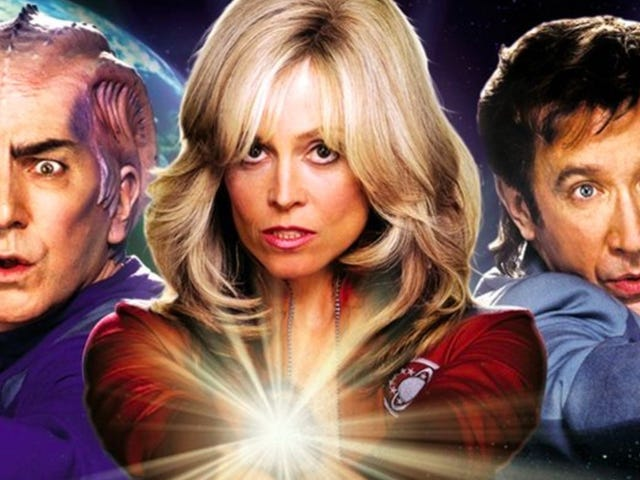 Amazon Galaxy Quest Show Yeni Yazar Paul Scheer ile İleriyor