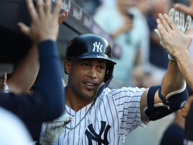 The Yankees Are Now On Pace For A Record Number Of Dingers
