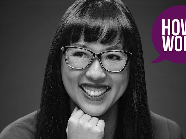 I'm Michelle Woo, Lifehacker Parenting Editor, and This Is How I Work