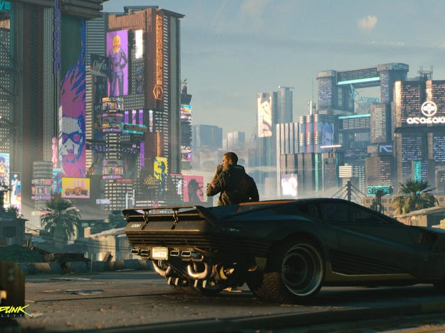As Cyberpunk 2077 Development Intensifies, CD Projekt Red Pledges To Be 'More Humane' To Its Workers