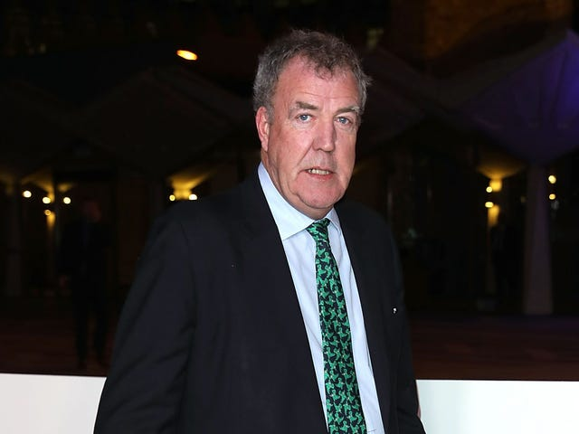 Jeremy Clarkson Almost Died From Pneumonia