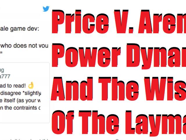Arena Net Guild Wars 2 Kerfuffle: Dynamisme des pouvoirs et sagesse du profane