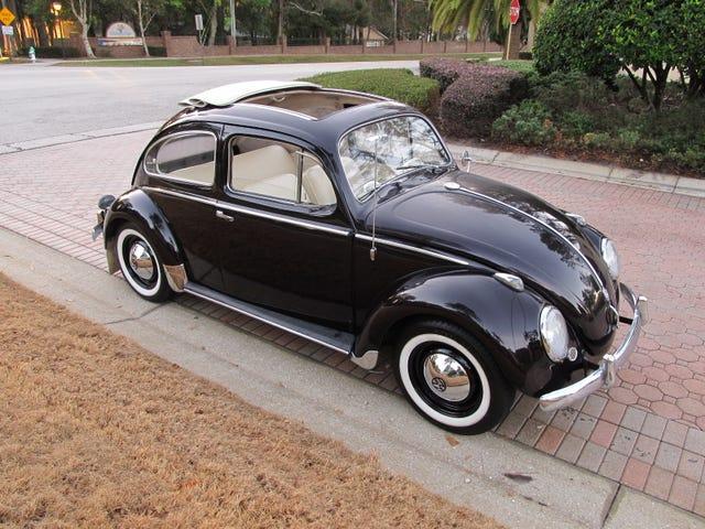 Dad's dad's cars.